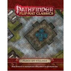 "Flip-mat ""Place du village"" (Pathfinder)"