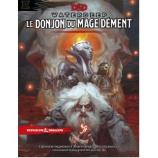 DD5 - Dungeon of the mad mage FR - Le Donjon du Mage Dément