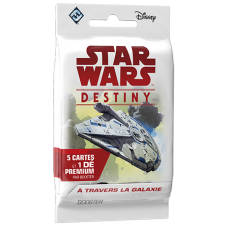 Star Wars Destiny - booster A travers la galaxie FR