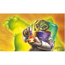 Keyforge playmat : Martian Madness