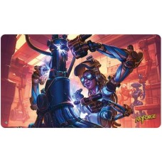 Keyforge playmat : In the Lab
